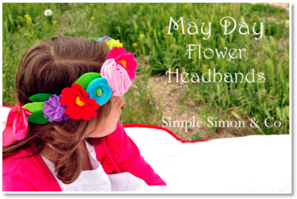 May Day Crown