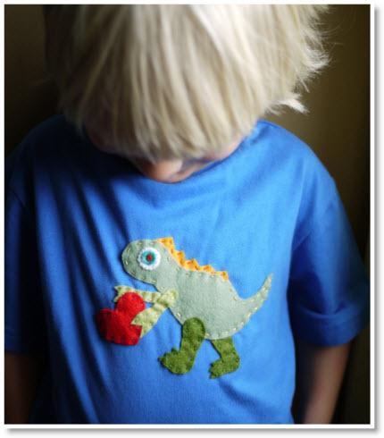Dinosaur Shirt