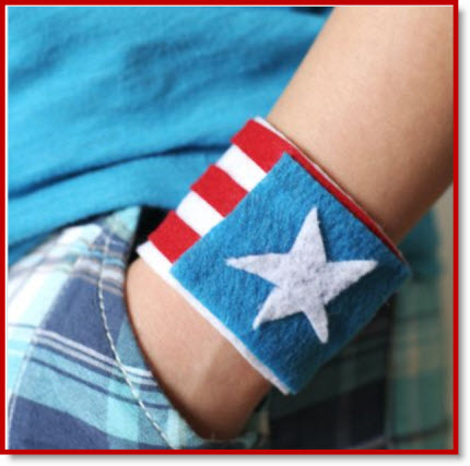4th fashion cuff
