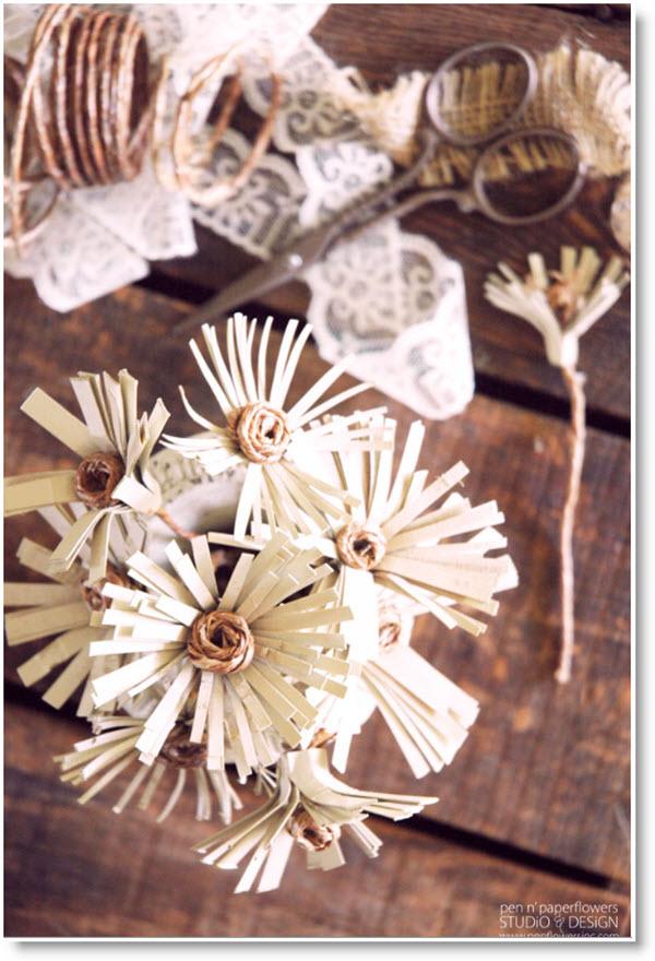 Fringe Flowers