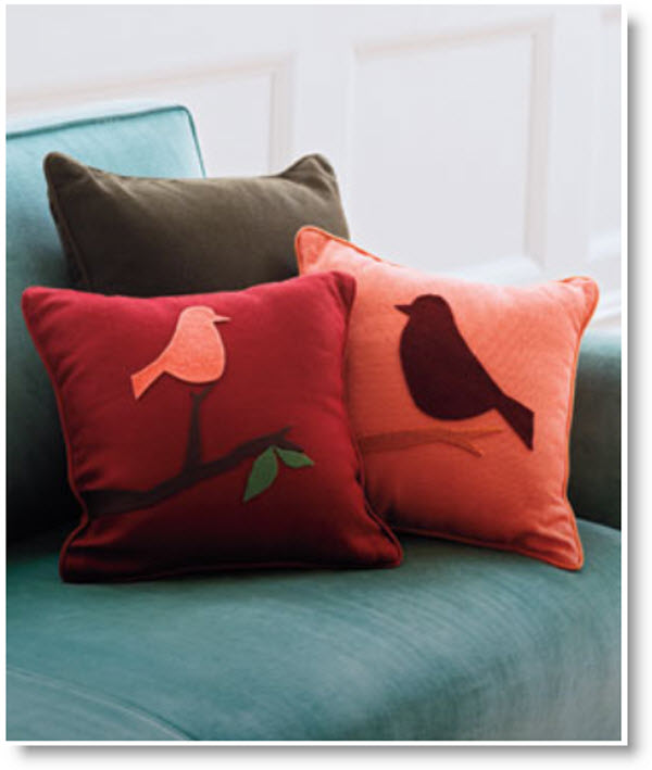 chic pillows