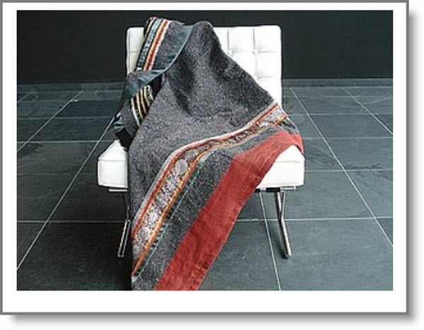 sweater blanket