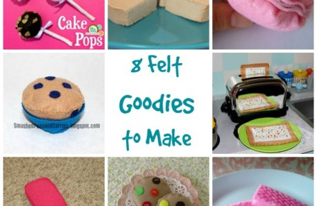 8 Felt Goodies to Make