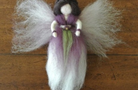 Roving Christmas Fairy
