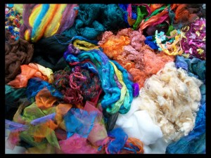 Lots of other fibres