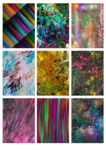 ATC2 collage sheet