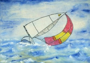 Yacht Heeling