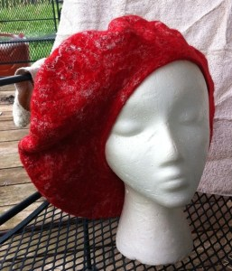 finished beret 2