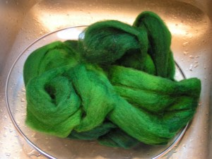 Green Before Rinsing
