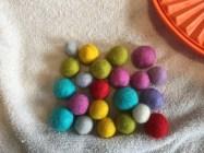 making felt balls 8