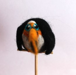 Needle Felted Toucan