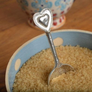 Image result for heart-shaped spoon handle