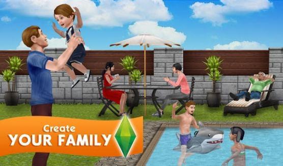 sims freeplay mod apk