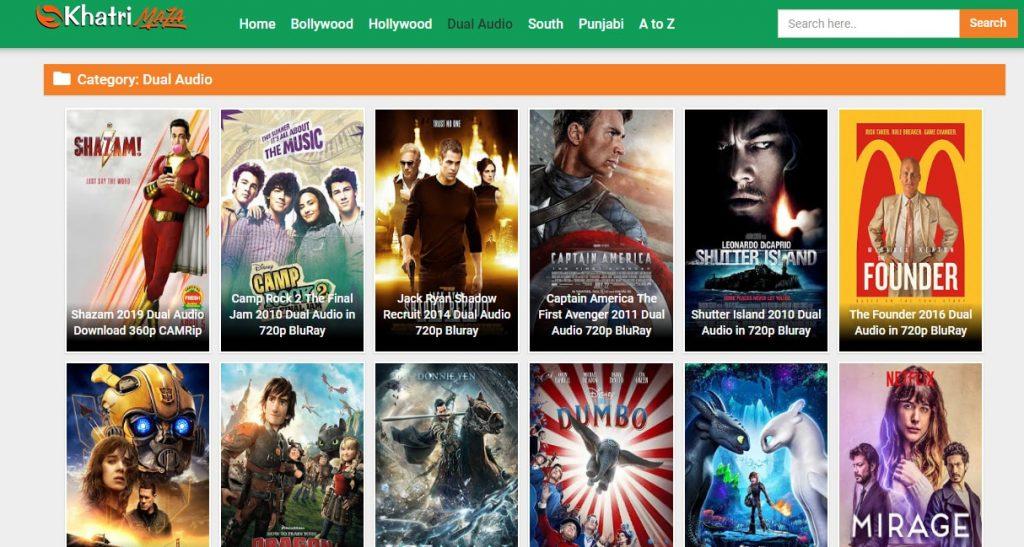 Torrent online movie