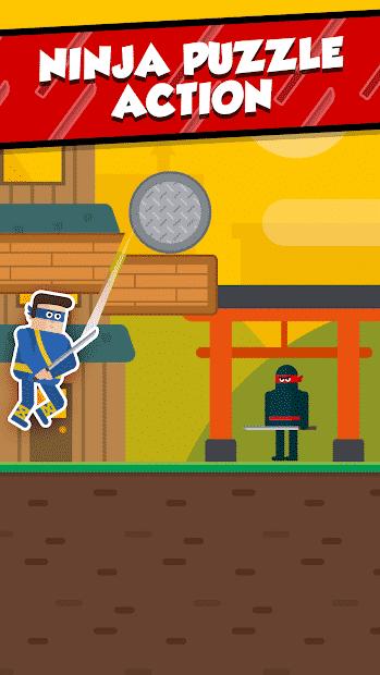 mr ninja slicey puzzles mod apk