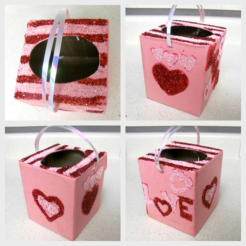 We LOVE These DIY Creative Valentines Boxes For Kids