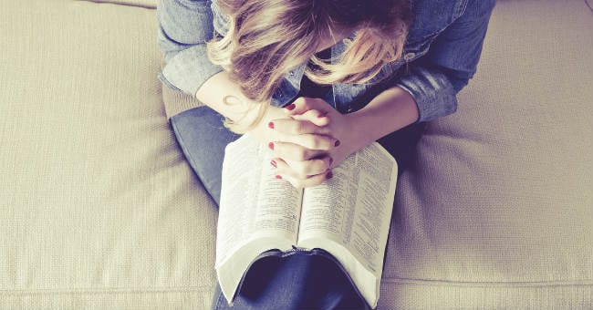 Image result for woman bible