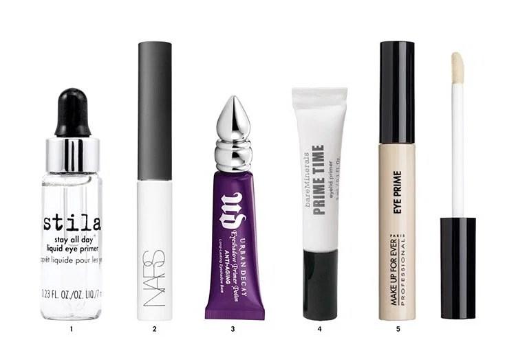 5 Most Hydrating Eyeshadow Primers We