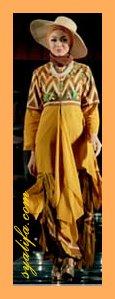 baju muslim adaptasi inggris