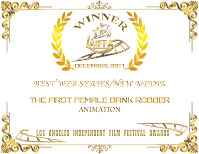 LAIFF Winner Laurel First Female Bank Robber