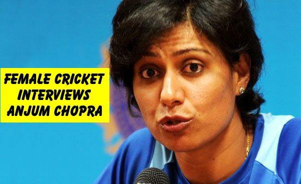 Success is a journey not a destination - Interview with Anjum Chopra