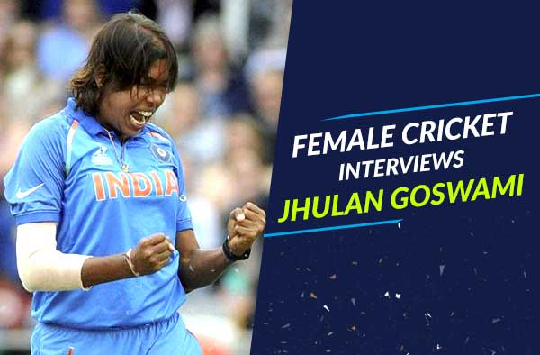 Interview with Jhulan Goswami - Champ from Chakdah