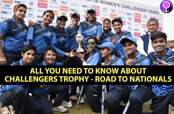All you need to know about Senior Women's ODI Challenger Trophy 2018-2019