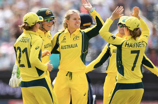 Australian Women's Cricket Team