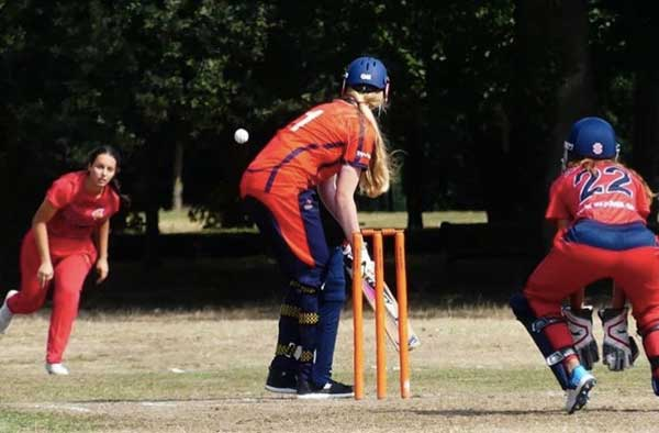 Austrian Women's National cricket team matches and live score