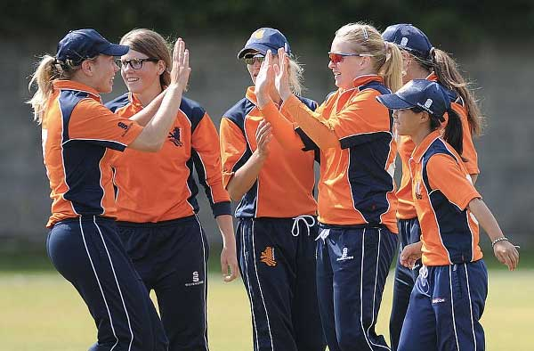 Netherland women's cricket squad for qualifiers 2019