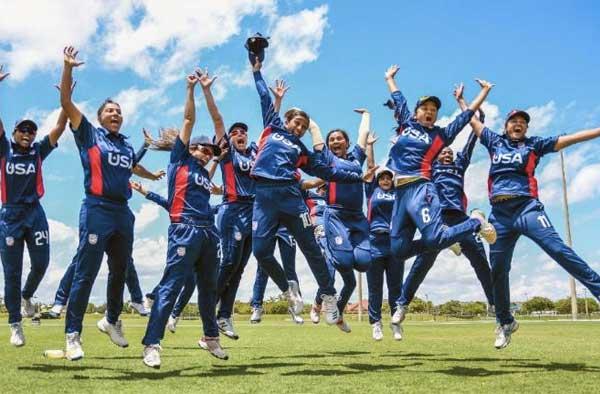 USA Women's Cricket team Female Cricket