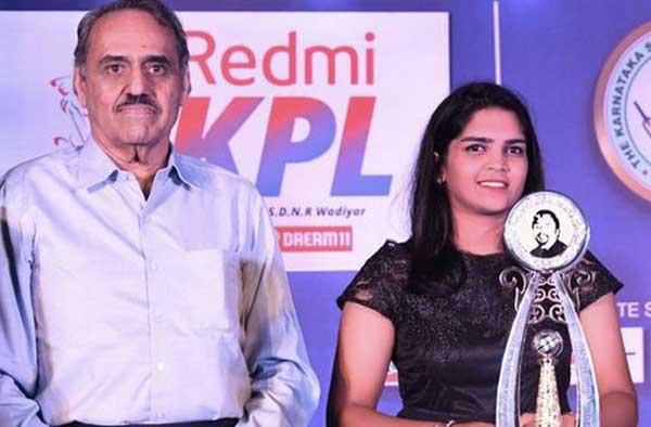 Veda Krishnamurthy Karnataka Premier League