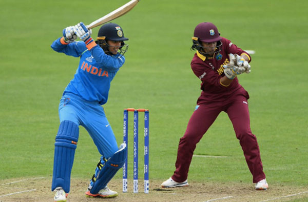 Shafali, Deepti power India to 2-0 lead