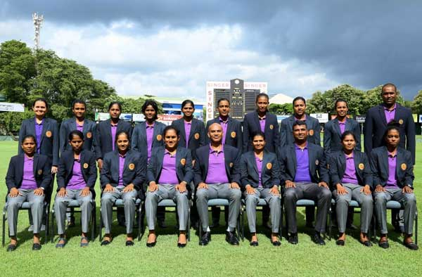 Sri Lanka Women's Cricket tour of Australia