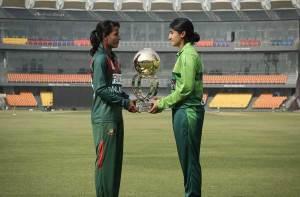 Bangladesh Women's tour of Pakistan 2019
