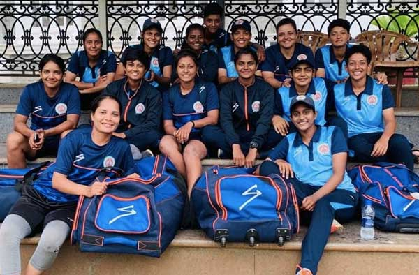 Baroda State Women's Cricket Team