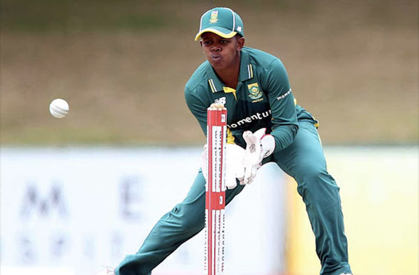 Sinola Jafta South African cricketer