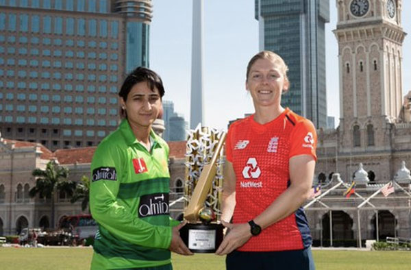 Pakistan vs England - T20 Series