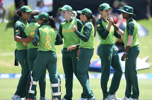 South Africa Women's Cricket Team. Pic Credits: Cricket South Africa/Twitter