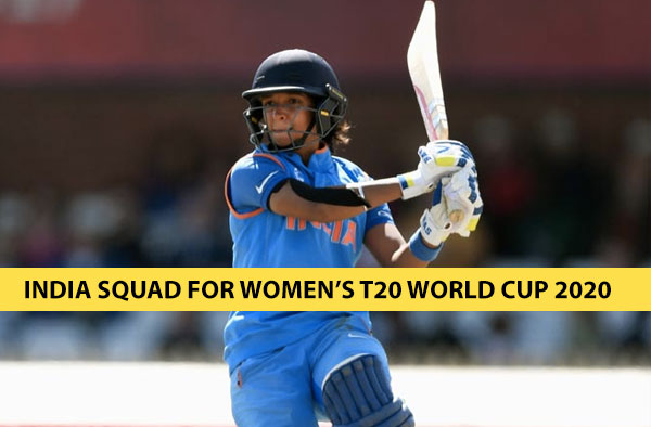 india cricket world cup squad 2020