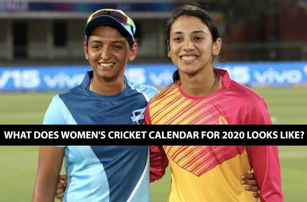 Women's Cricket in 2020