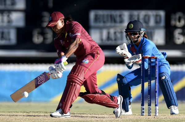 India defeats West Indies by 2 Runs. Pic Credits: ICC