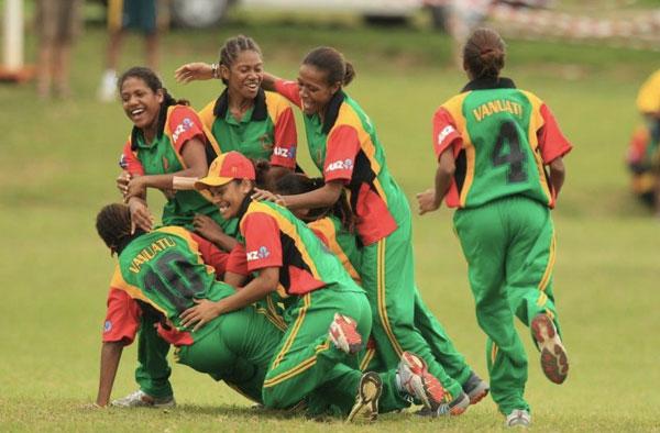 Vanuatu Women's Cricket Team