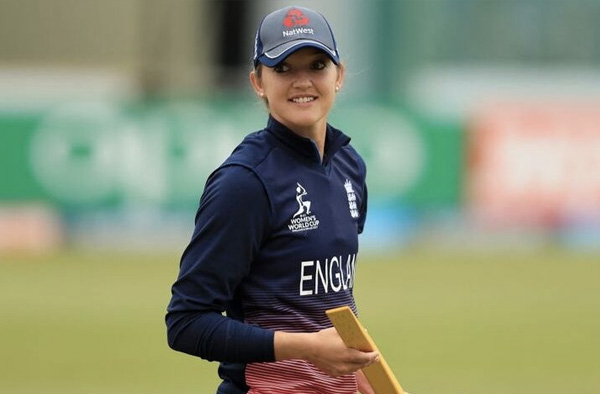 Sarah Taylor from Women's Cricket World Cup 2017