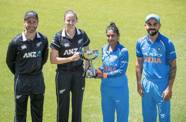 Indian vs New Zealand. Credits: Twitter