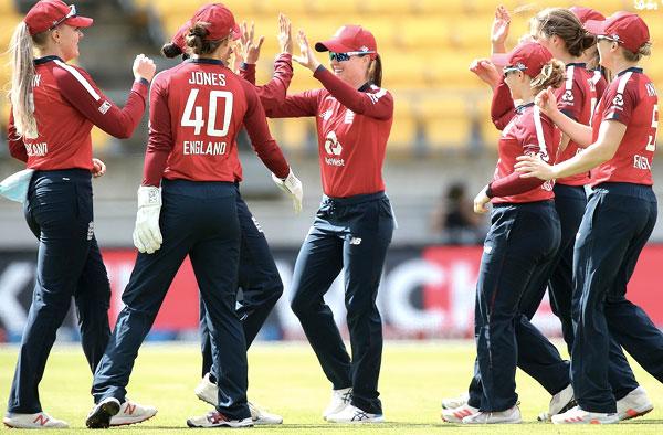 England Women's Cricket Team. PC: englandcricket/Twitter