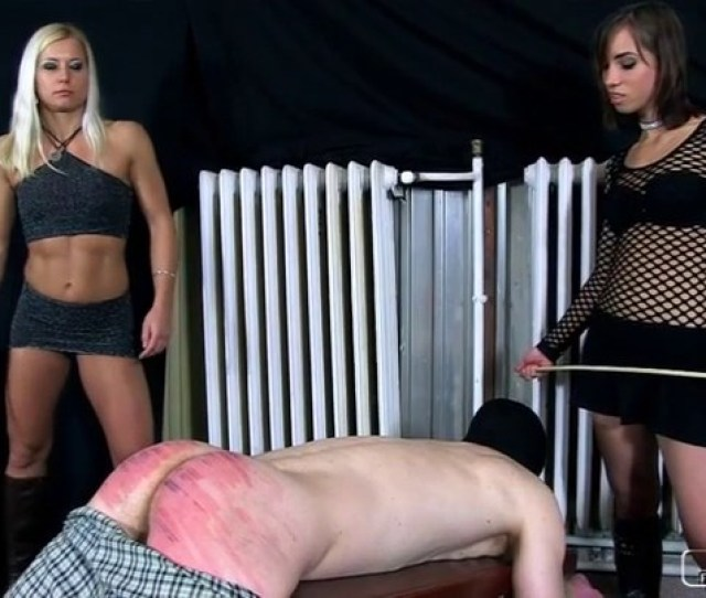 Cruel Punishments Severe Femdom Double Caning And A Little Game Part Mp