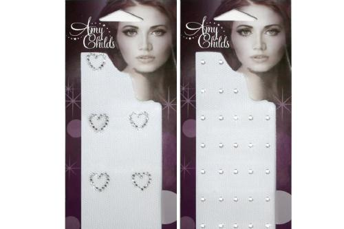 Amy Childs Launches Hair Vajazzle
