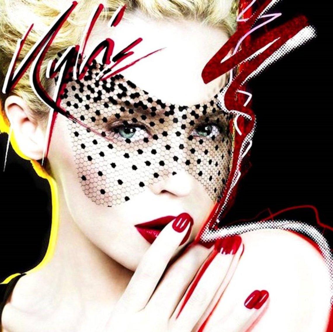 Kylie Minogue X album cover