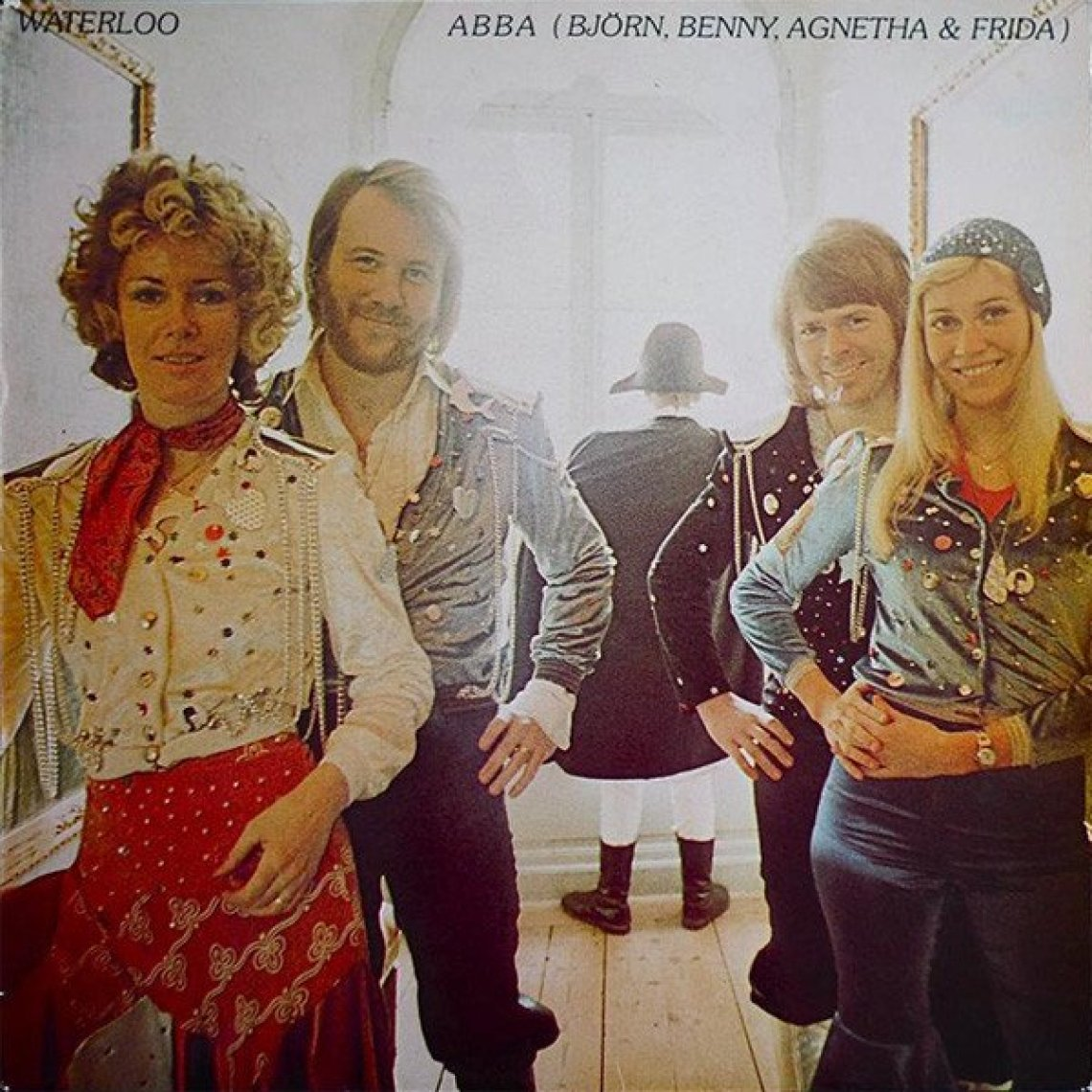 The Legend Slot: ABBA - Waterloo (1974)